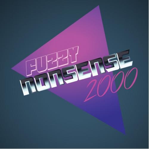 80's style Logo design